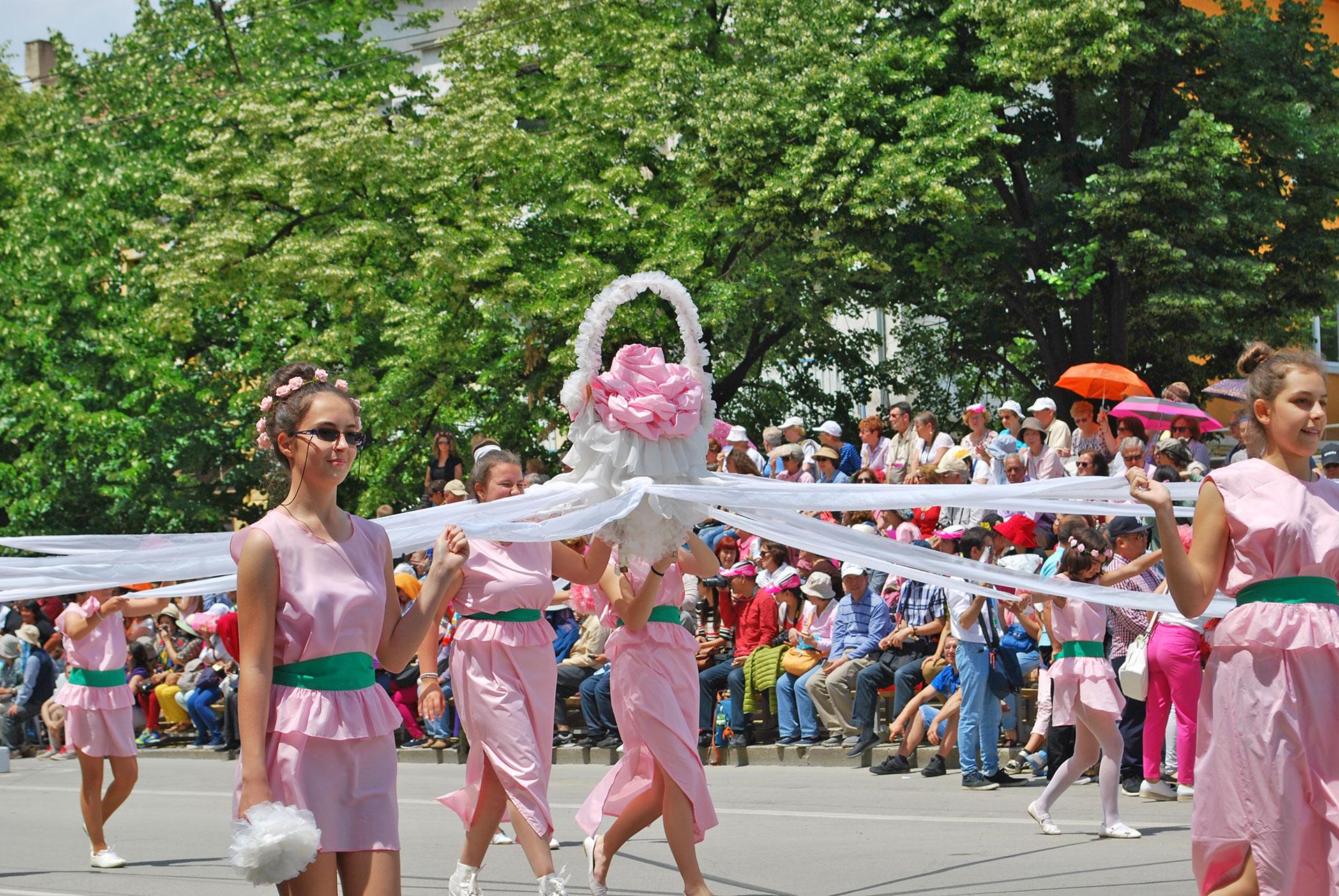 Rose Festival Parade