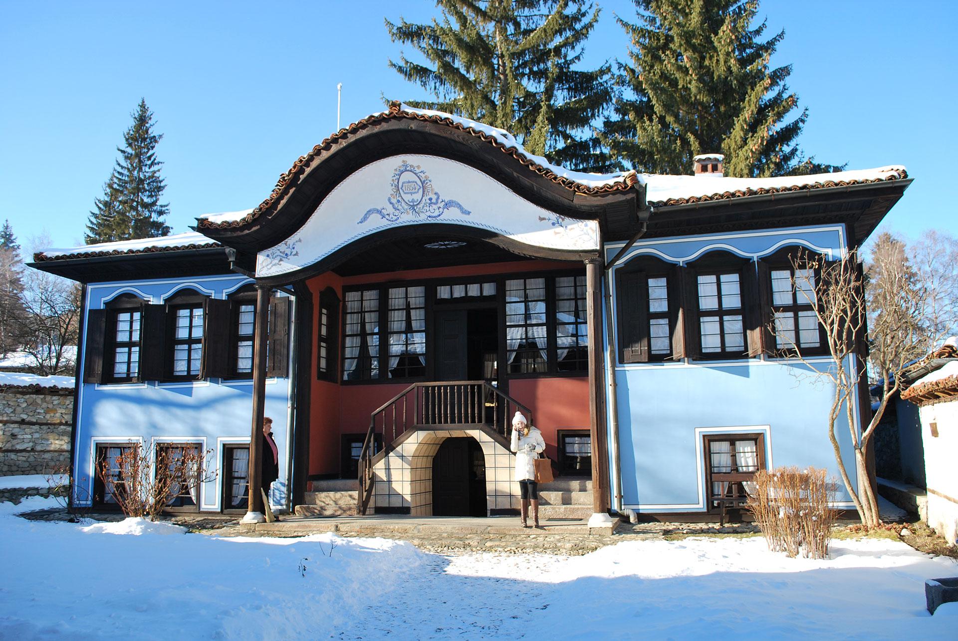 Koprivshtica-Museum-lyutov's-House_8766