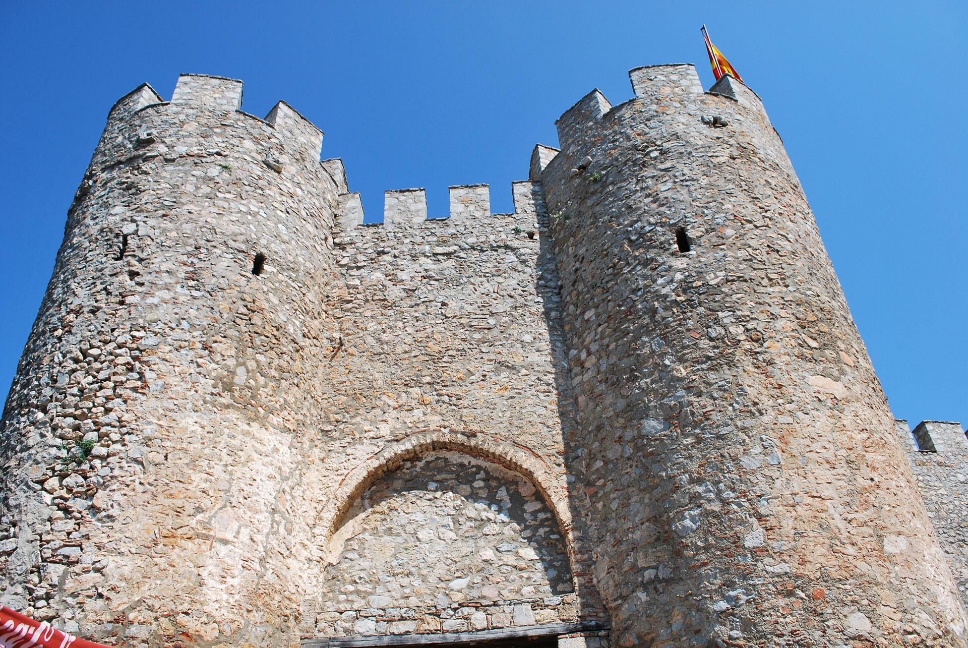 Ohrid_TsarSamuli's-Fortress