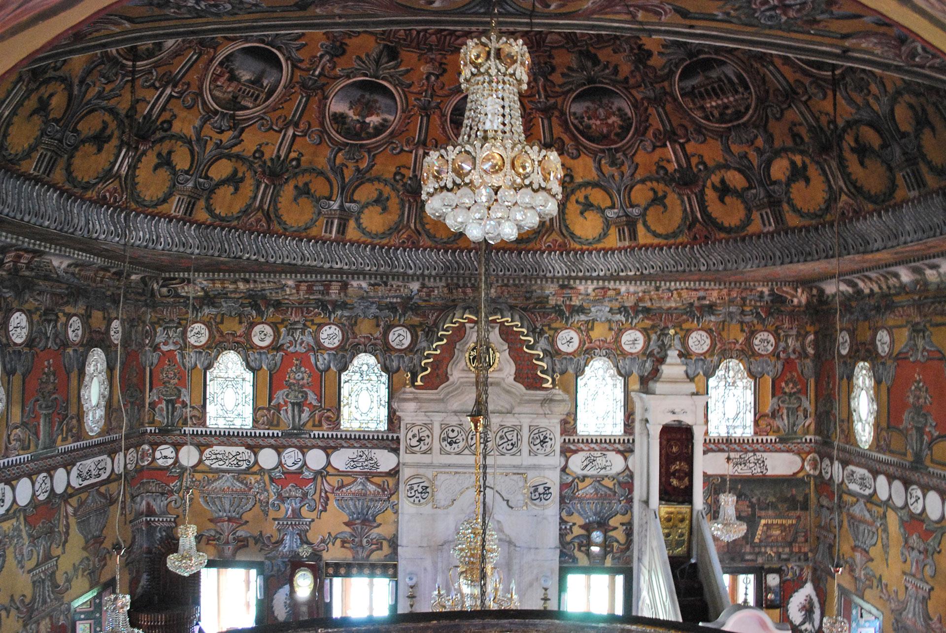 Tetovo_Pasha's-Mosque-interior