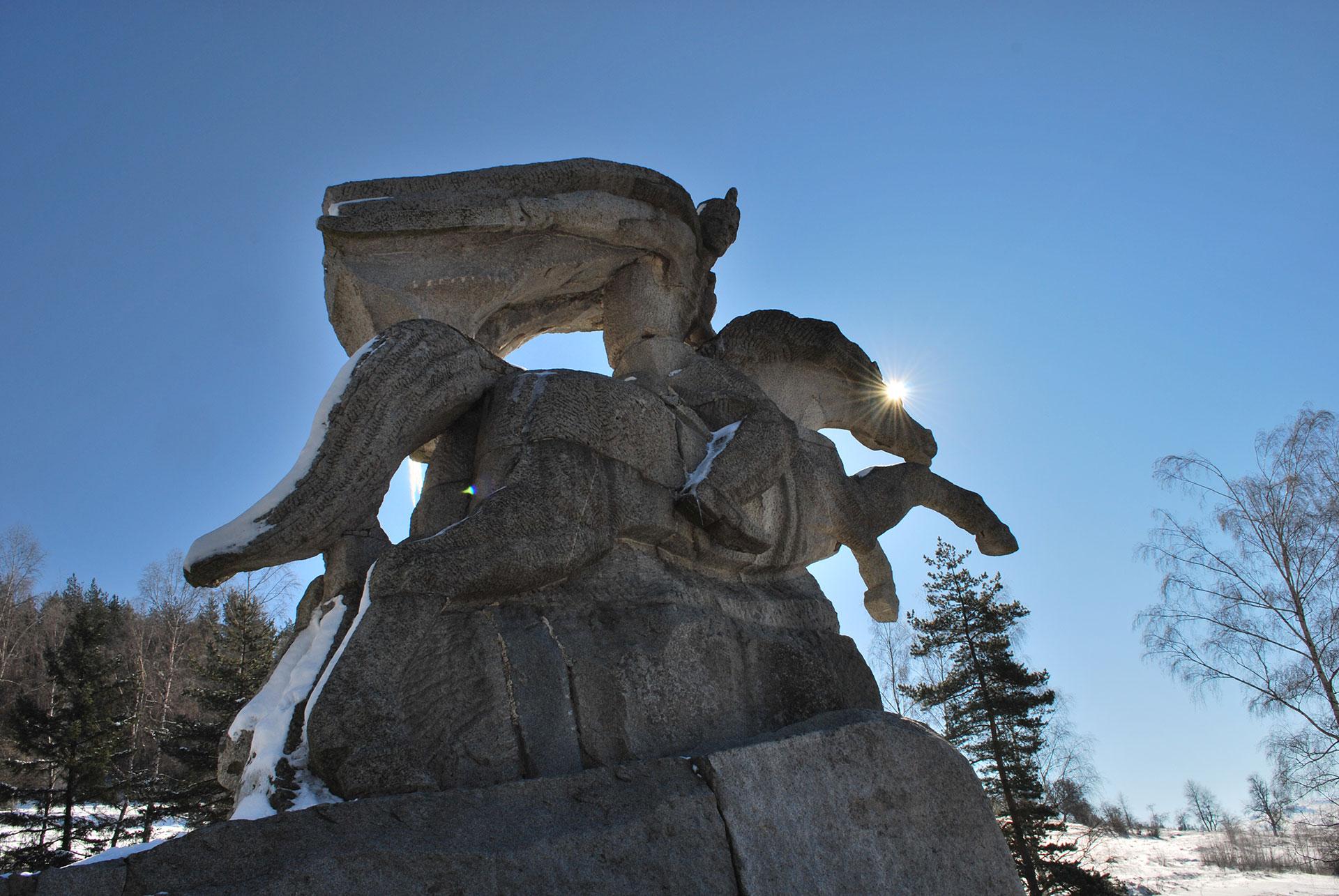 Georgi-Benkovski-Monument-in-Koprivshtica-8842