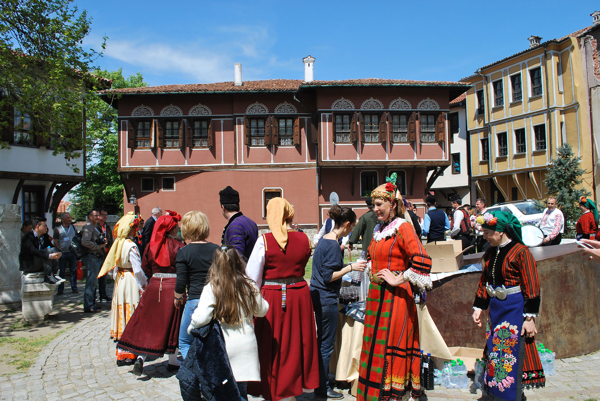 Old-Plovdiv-Festivities