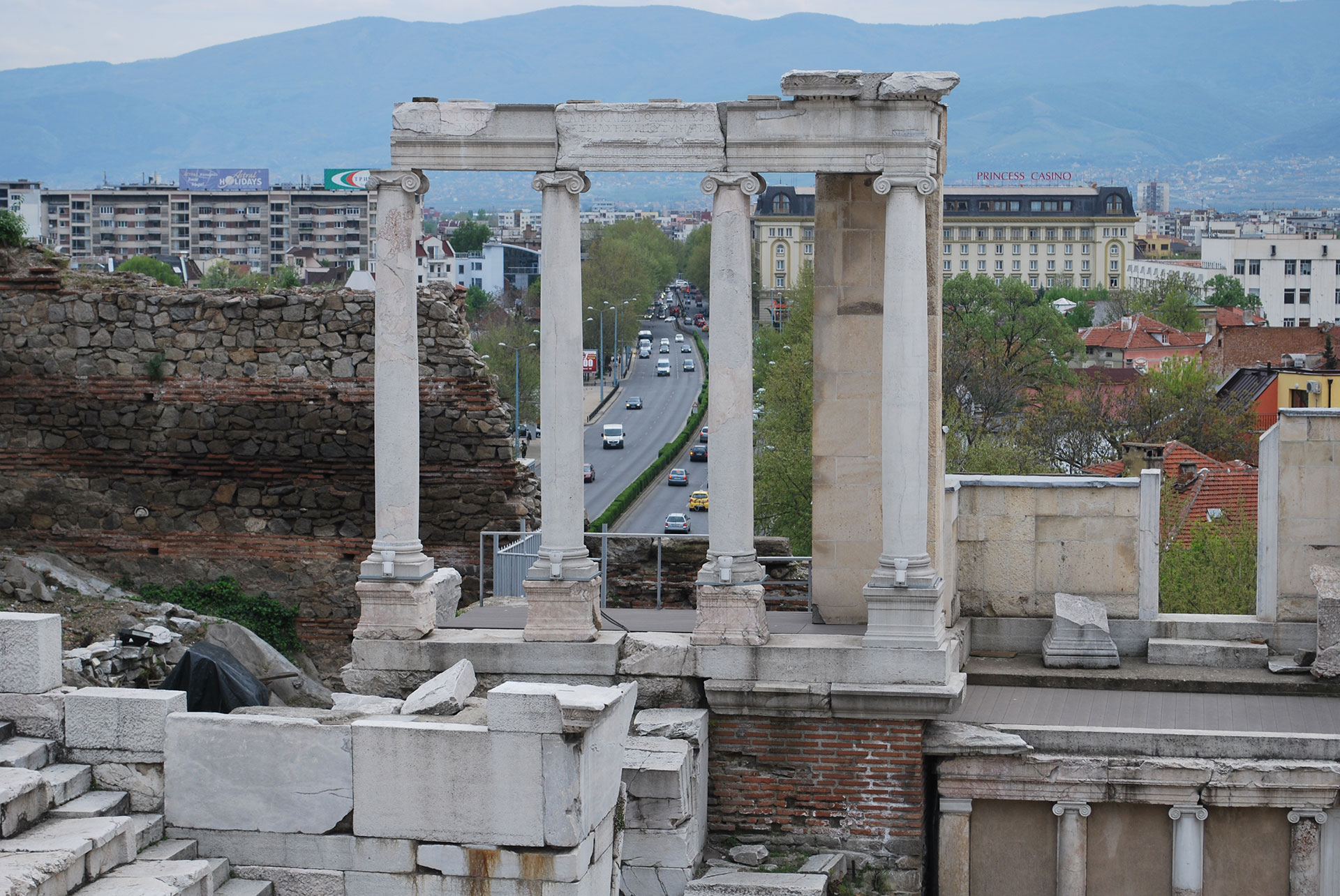 Plovdiv_RomanTheater